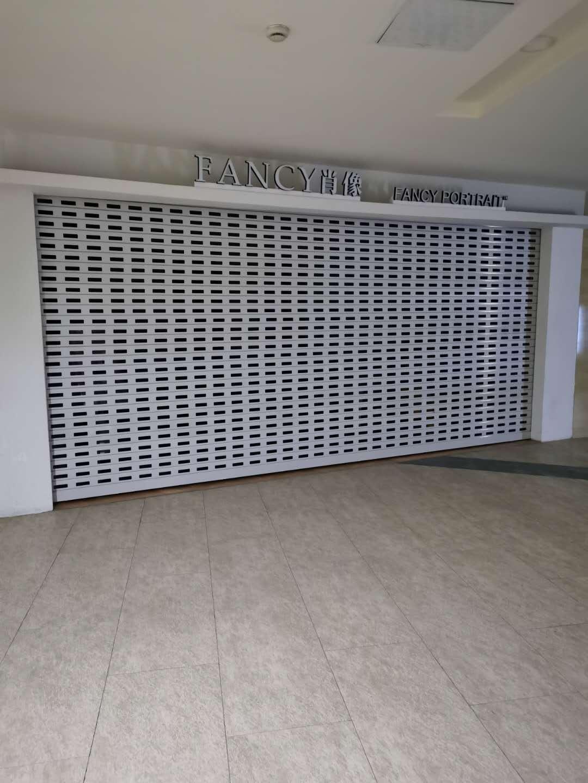 济南电动卷帘门的使用开关时的规范有哪些?