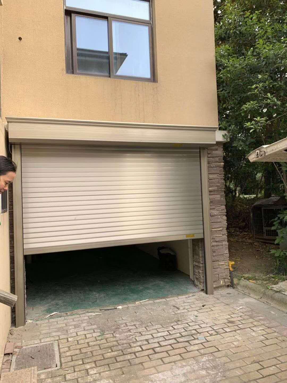 济南卷帘门开门太慢该如何去维修?